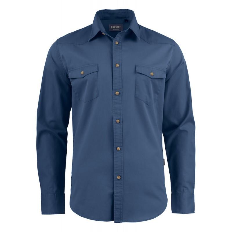 Rispond Twill Shirt, miesten flanellipaita