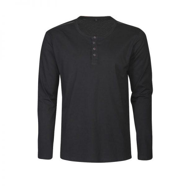 Stoneton pitkähihainen T-paita logopainatuksella