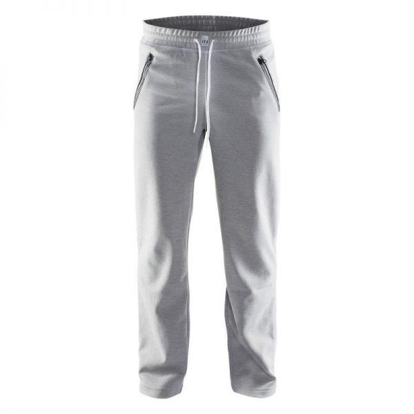 CRAFT In-The-Zone Sweatpants college housut logo painatuksilla